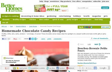http://www.bhg.com/recipes/desserts/candy/chocolate-candy-recipes/#page=1