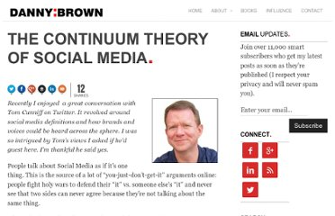 http://dannybrown.me/2009/03/12/the-continuum-theory-of-social-media/