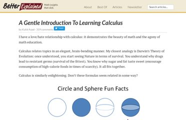 http://betterexplained.com/articles/a-gentle-introduction-to-learning-calculus/