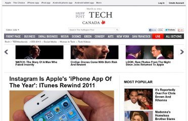 http://www.huffingtonpost.com/2011/12/08/instagram-apple-iphone-app-of-the-year_n_1138391.html