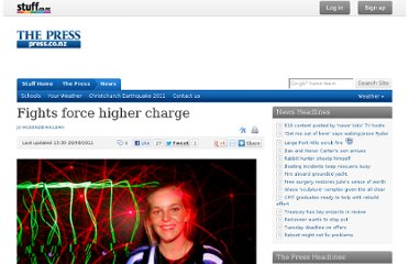 http://www.stuff.co.nz/the-press/news/5513433/Fights-force-higher-charge