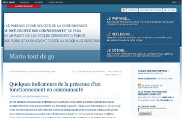 http://blogue.marioasselin.com/2008/06/indicateurs_communaute_de_pratique/