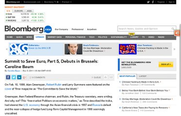 http://www.bloomberg.com/news/2011-12-09/summit-to-save-euro-part-5-debuts-in-europe-commentary-by-caroline-baum.html
