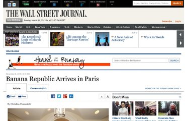 http://blogs.wsj.com/runway/2011/12/08/banana-republic-arrives-in-paris/