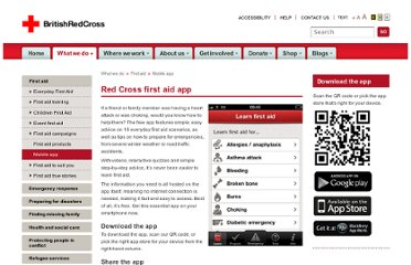 http://www.redcross.org.uk/What-we-do/First-aid/Mobile-app