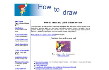 http://ababasoft.com/how_to_draw/