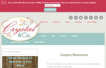 http://www.crystalandcomp.com/coupon-resources/