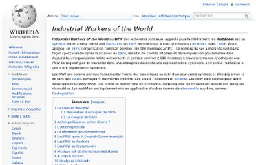http://fr.wikipedia.org/wiki/Industrial_Workers_of_the_World