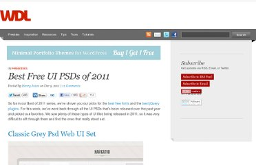 http://webdesignledger.com/freebies/best-free-ui-psds-of-2011