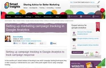 http://www.smartinsights.com/google-analytics/google-analytics-campaign-tracking/marketing-campaigns-tracking/
