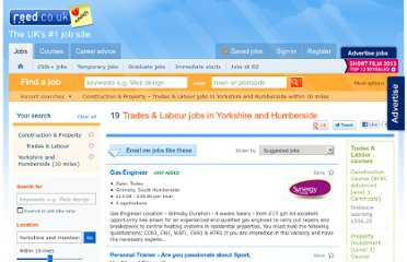 http://www.reed.co.uk/jobs/construction-property/trades-labour/yorkshire-and-humberside