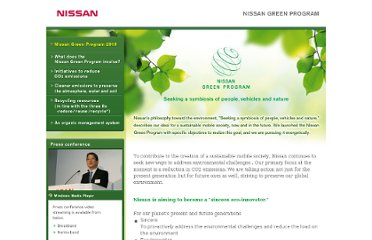 http://www.nissan-global.com/EN/ENVIRONMENT/GREENPROGRAM_2010/index.html