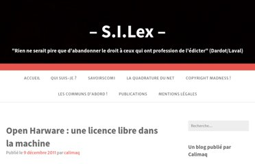 https://scinfolex.wordpress.com/2011/12/09/open-harware-une-licence-libre-dans-la-machine/