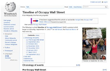 http://en.wikipedia.org/wiki/Timeline_of_Occupy_Wall_Street