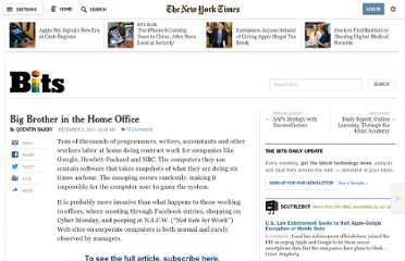http://bits.blogs.nytimes.com/2011/12/05/big-brother-in-the-home-office/