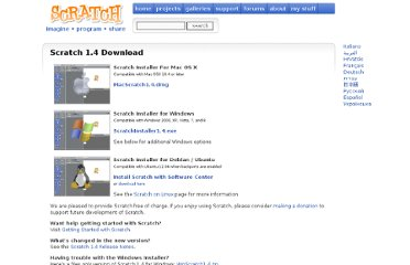 http://scratch.mit.edu/pages/download