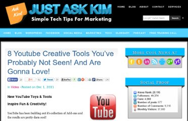 http://just-ask-kim.com/youtubes-creative-tools/