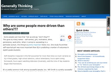 http://generallythinking.com/why-are-some-people-more-driven-than-others/