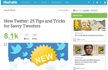 http://mashable.com/2011/12/09/new-twitter-tricks-tips/