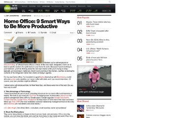 http://www.cbsnews.com/8301-505125_162-47540395/home-office-9-smart-ways-to-be-more-productive/