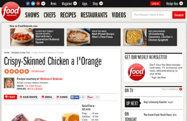 http://www.foodnetwork.com/recipes/melissa-darabian/crispy-skinned-chicken-a-lorange-recipe/index.html