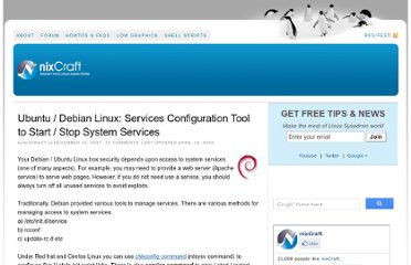 http://www.cyberciti.biz/tips/how-to-controlling-access-to-linux-services.html