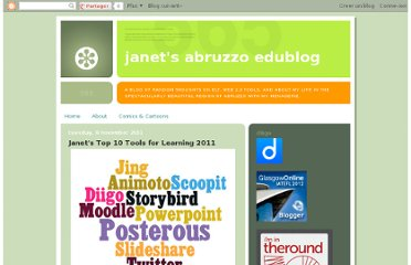 http://civitaquana.blogspot.com/2011/11/janets-top-10-tools-for-learning-2011.html