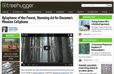 http://www.treehugger.com/culture/xylophone-of-the-forest-stunning-ad-for-docomos-wooden-cellphone.html