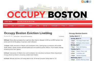 http://www.occupyboston.org/2011/12/09/occupy-boston-evicted/