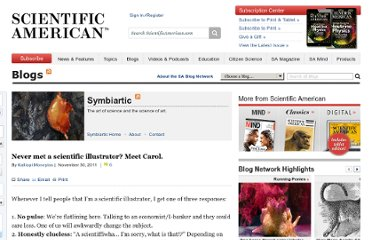 http://blogs.scientificamerican.com/symbiartic/2011/11/30/carol-abraczinskas-interview/