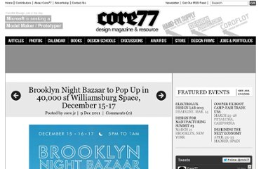 http://www.core77.com/blog/events/brooklyn_night_bazaar_to_pop_up_in_40000_sf_williamsburg_space_december_15-17_21307.asp