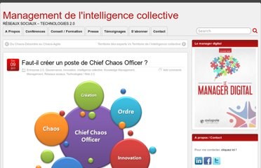 http://www.blog.axiopole.info/2011/12/09/chief-chaos-officer/