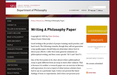http://www.sfu.ca/philosophy/resources/writing.html