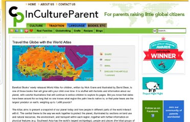 http://www.incultureparent.com/2011/11/travel-the-globe-with-the-world-atlas/