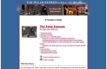 http://www.hmhbooks.com/features/thepolarexpress/tg/polar.shtml