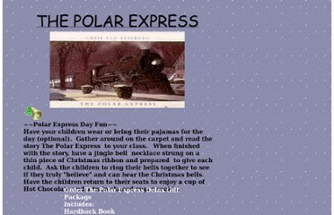 http://www.kinderthemes.com/thepolarexpress.html