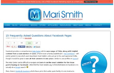 http://www.marismith.com/frequently-asked-questions-about-facebook-pages/