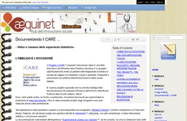 http://newgold.wikispaces.com/Documentando+I+CARE+...