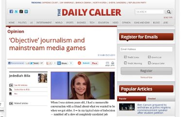 http://dailycaller.com/2011/05/31/objective-journalism-and-mainstream-media-games/