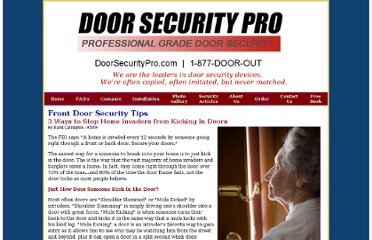 http://www.doorsecuritypro.com/front_door_security_tips.html