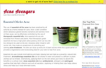 http://acneavengers.com/essential-oils-for-acne/