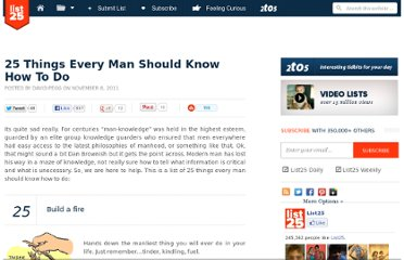 http://list25.com/25-things-every-man-should-know-how-to-do/