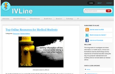 http://www.ivline.info/2010/03/top-online-resources-for-medical.html
