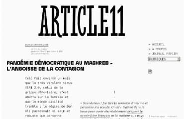 http://www.article11.info/?Pandemie-democratique-au-Maghreb-l