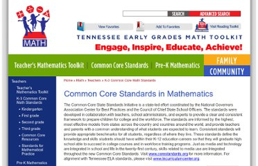 http://www.readtennessee.org/math/teachers/k-3_common_core_math_standards.aspx