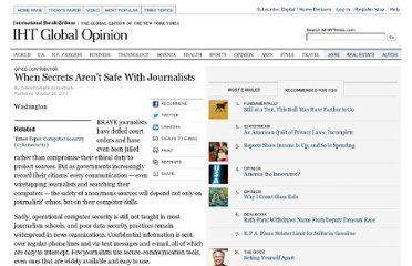 http://www.nytimes.com/2011/10/27/opinion/without-computer-security-sources-secrets-arent-safe-with-journalists.html?_r=1