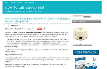 http://sleepcottage.com/how-to-fall-asleep-fast/