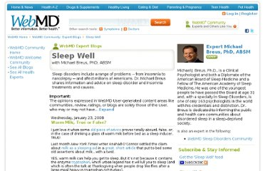 http://blogs.webmd.com/sleep-disorders/2008/01/warm-milk-true-or-false.html