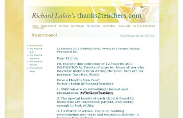 http://www.thanks2teachers.com/Home/MyFavorites/Inspirational/tabid/67/articleType/ArticleView/articleId/192/Default.aspx
