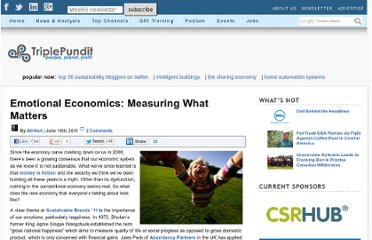 http://www.triplepundit.com/2011/06/emotional-economics-measuring-what-matters/